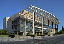 Mondavi Center, U.C. Davis campus.